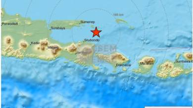 Photo of L'Indonésie de nouveau frappé par un séisme de magnitude 6
