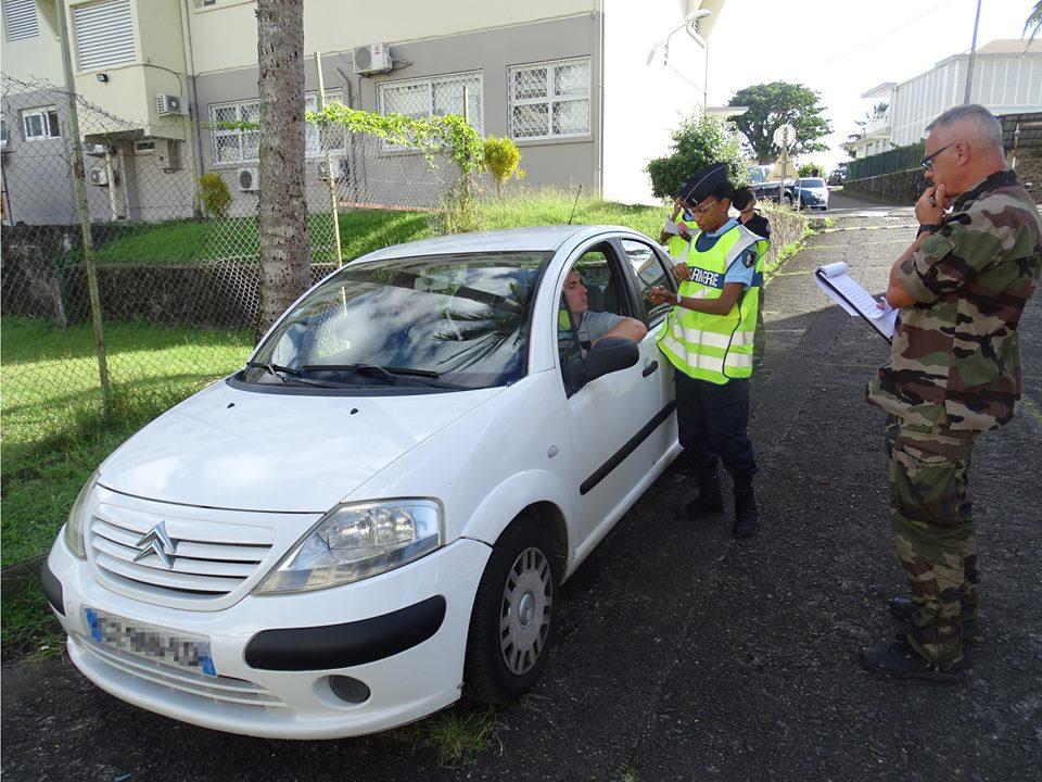 Recrutement de gendarmes adjoints volontaires, formés et affectés en Martinique