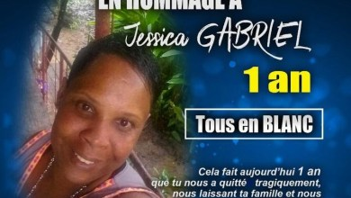 Photo of Une marche nocturne en hommage à Jessica Gabriel tuée il y a tout juste 1 an