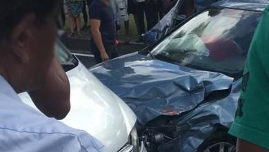 Photo of Un automobiliste arrêté après avoir percuté plusieurs véhicules dont un taxi collectif