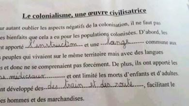 """Photo of Un devoir sur """"les bienfaits de la colonisation"""" proposé dans une classe de CM2 à Nantes fait polémique"""