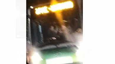 Photo of Un bus du réseau Mozaïk pris pour cible par un jet de pierre