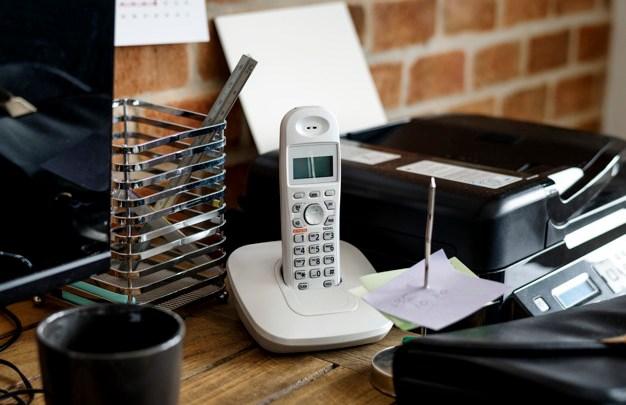 Téléphone fixe
