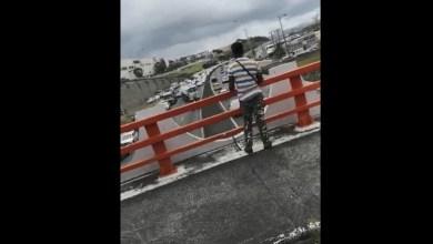 Photo of Accident sur l'autoroute au niveau de la Galleria. Circulation totalement arrêtée (VIDÉO)