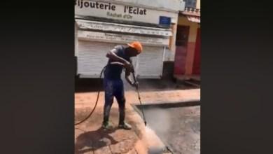 Photo of (VIDÉO) Lorsque la jeunesse décide de nettoyer le bourg de leur commune