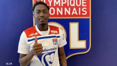 Photo of Le martiniquais Andy Minolien signe un contrat stagiaire de deux ans à l'Olympique Lyonnais
