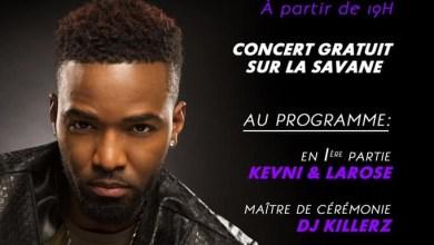 Photo of L'artiste jamaïcain Konshens en concert live gratuit sur la savane de Fort-de-France le 5 juillet