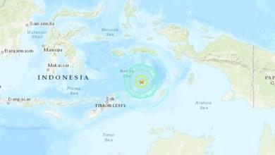 Photo of Un puissant séisme de magnitude 7,3 enregistré en mer de Banda entre Timor-Leste et l'Indonesie