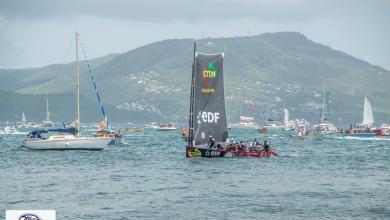 Photo of TDY 2019 : victoire de CTDM/EDF dans la baie du François