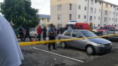 Photo of Coups de feu tirés à Mongérald au Marin. On dénombre deux blessés dont un blessé à la tête