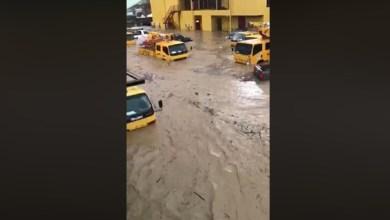 Photo of Tempête tropicale Karen : des inondations déjà recensées à Trinidad and Tobago (VIDEOS)