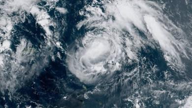 Photo of L'ouragan Jerry est en train de s'affaiblir à cause du cisaillement