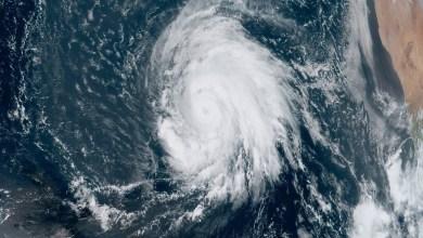 Photo of L'ouragan de catégorie 4 Lorenzo est impressionnant par sa taille et son rayon d'action