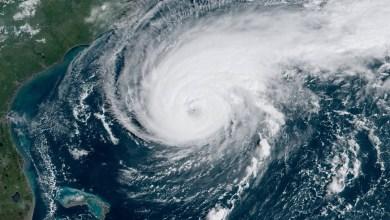 Photo of Météo : Humberto continue de se renforcer et devient un ouragan de catégorie 2. Le nord des Bermudes menacé