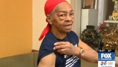 Photo of Une bodybuildeuse âgée de 82 ans maîtrise et tabasse son cambrioleur