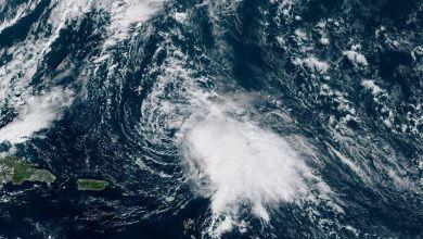 Photo of Tempête tropicale Sébastien : panne d'alizés avec sensation de chaleur, des grains localisés sont possibles