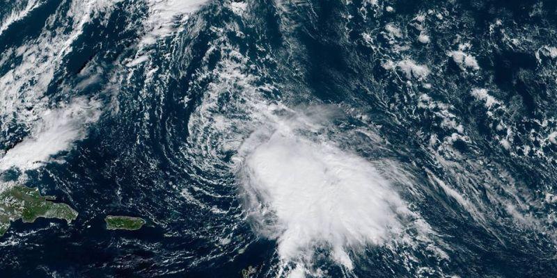 Tempête tropicale Sébastien