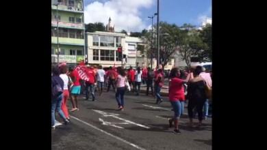 Photo of Suspension de la mobilisation contre le projet de réforme des retraites en Martinique