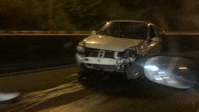 Photo of Accident sur l'autoroute tôt ce vendredi matin et abandon du véhicule par ses occupants