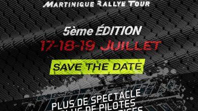 Photo of Le Martinique Rallye Tour (MRT) aura lieu les 17-18 et 19 juillet prochain