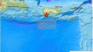 Photo of Une nouvelle secousse de magnitude 5,2 à Porto-Rico