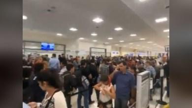 Photo of Séismes à Porto-Rico : l'aéroport pris d'assaut par des milliers de personnes