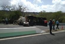 Photo de Un second décès dans l'accident de camion à Case-Pilote