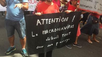 Photo of Une mobilisation nationale contre la réforme des retraites toujours aussi forte en Martinique