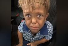 Photo de «Oui mon fils a bien 9 ans» la mère dément les rumeurs remettant en cause son témoignage
