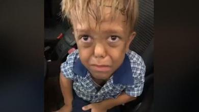 """Photo of """"Oui mon fils a bien 9 ans"""" la mère dément les rumeurs remettant en cause son témoignage"""