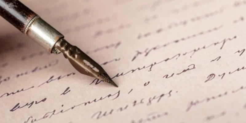 Lettre courrier
