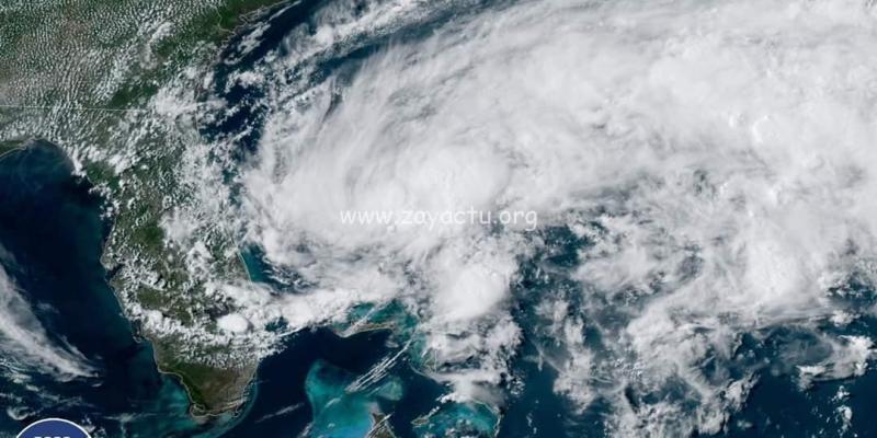 Tempête tropicale Arthur