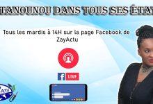 Photo de Tanounou fait son grand retour sur ZayActu avec sa nouvelle émission en direct