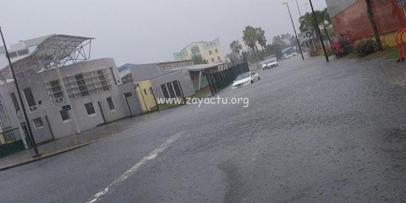 Inondation Petit-Manoir