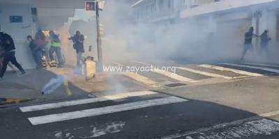 Incidents à FDF entre militants et policiers