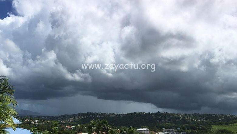 Nuage pluie sur FDF 15 juillet 2020