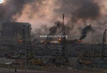 Photo de Double-explosion au Liban : le président libanais évoque la possibilité d'un «missile» ou d'une «bombe»