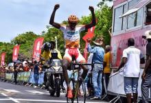 Photo de Bon rétablissement au coureur cycliste Yannis Cidolit victime d'un grave accident aux Anses-d'Arlet