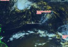 Photo de Une forte onde tropicale placée sous haute surveillance pourrait menacer l'arc Antillais