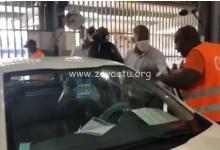 Photo de Conflit à Peugeot : une situation particulièrement tendue ce lundi à l'atelier de Peugeot (VIDEO)