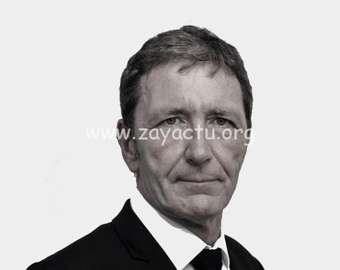 Pascal Jan recteur de l'académie de Martinique