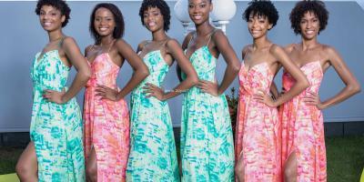 Les 6 candidates de Miss Martinique 2020 dévoilées.