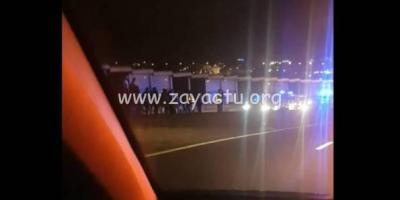 Le conducteur d'un deux-roues grièvement blessé dans un accident sur la Rocade