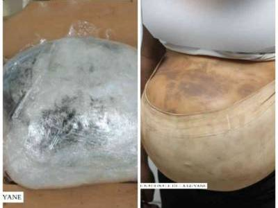 Photos : Police nationale de Guyane. Montage : ZayActu.