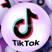 Le réseau social Tik Tok.