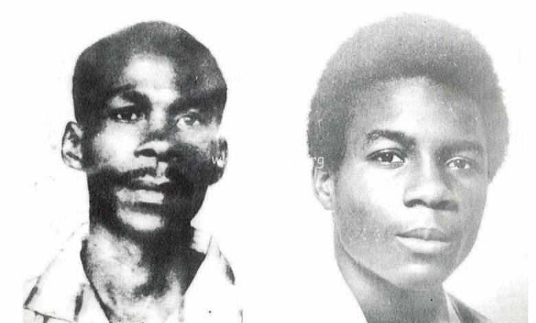 Deux ouvriers agricoles, Ilmany Sérier, dit Renor et Georges Marie-Louise sont tués en février 1974. Photo : azmartinique.com
