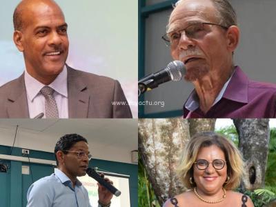 4 candidats qualifiés pour le second tour de la CTM.