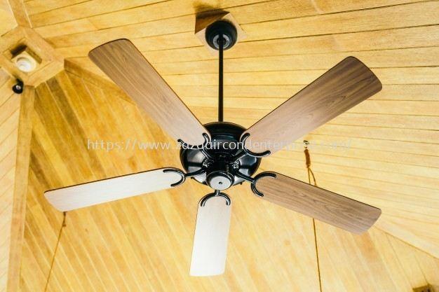 fans installation