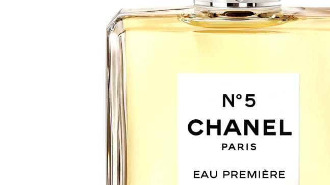 De nieuwe Chanel N°5 Eau Première
