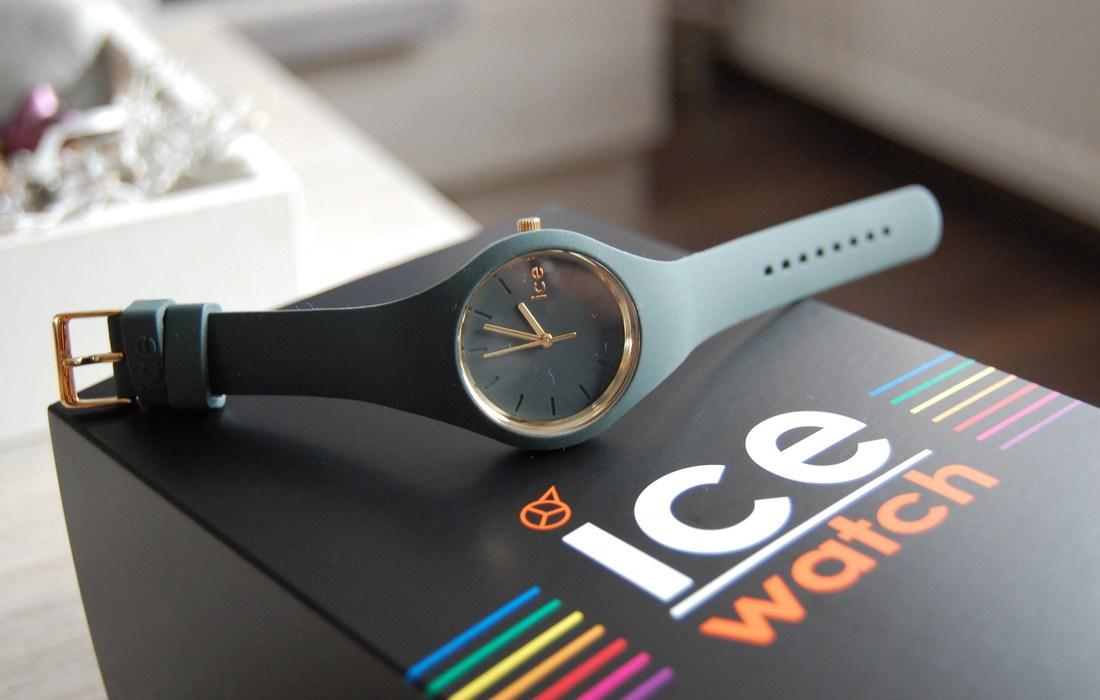 Nieuwe pols candy van ice-watch